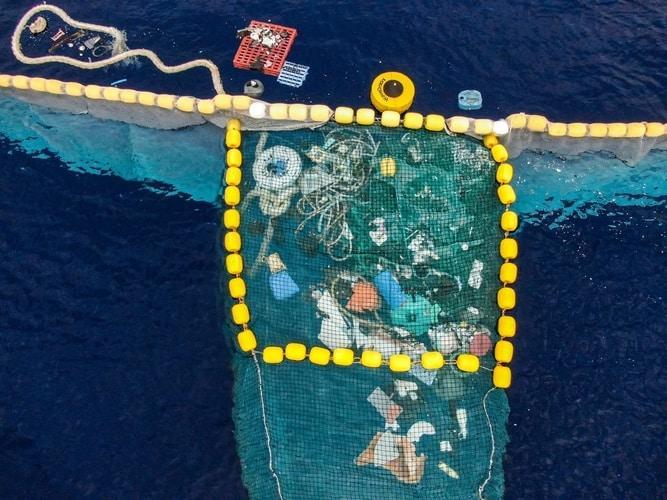 Oczyszczanie oceanów z plastiku